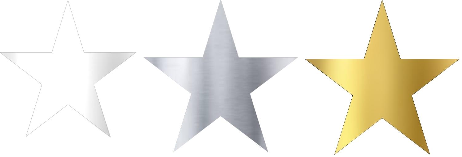 Stars 45mm